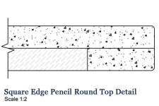square_edge_pencil_round_top_detail